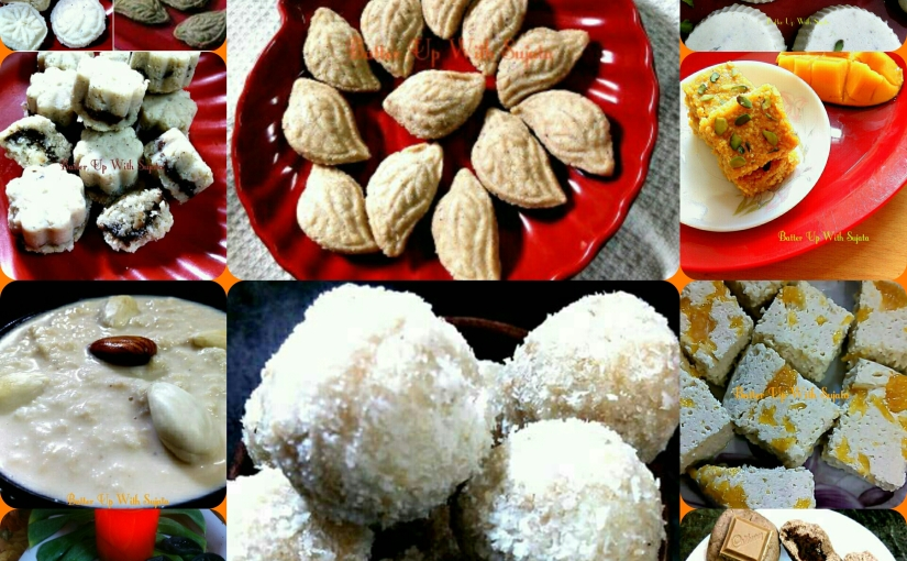 Desserts For Raksha Bandhan