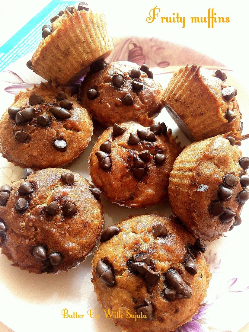 Fruity Muffins