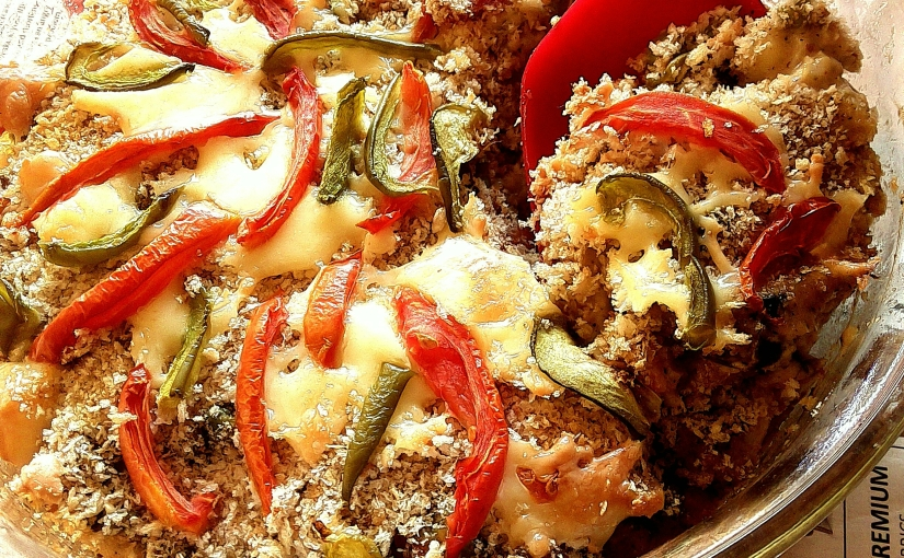 Vegetable Au Gratin Or Baked Vegetable