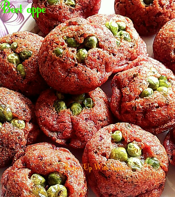 Beetroot Appe