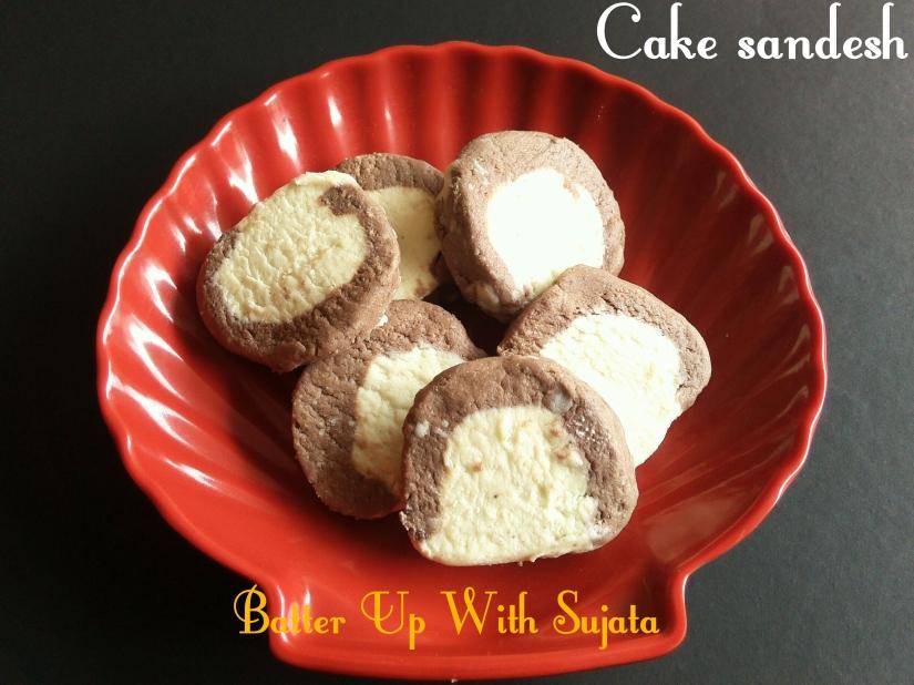 Cake Sandesh
