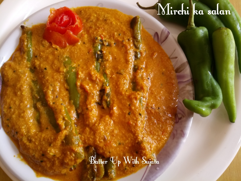 Mirchi Ka Salan Or Chilli Curry