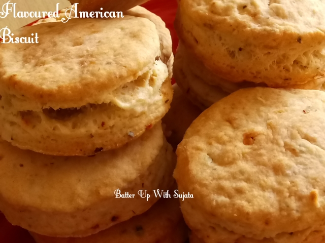 Flavoured American Biscuit