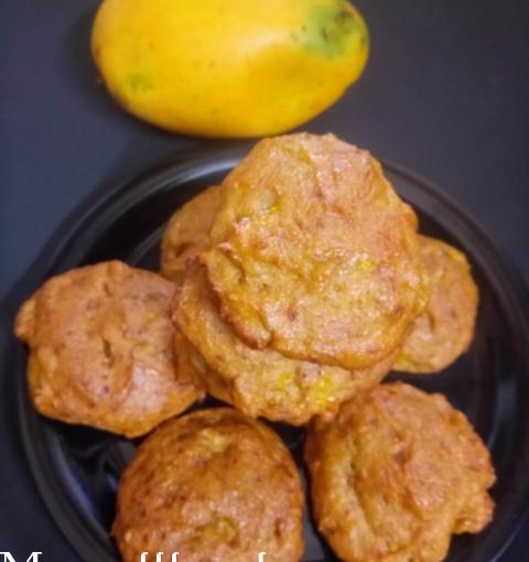 Mango Cobbler Cookies