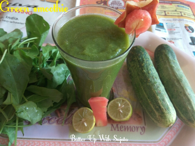 Green Smoothie / Dairy Free Smoothie
