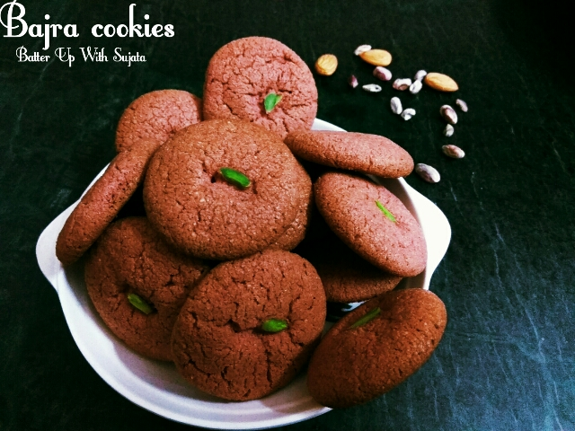 Gluten Free Rose Flavoured Nankhatai Or Shortbread Cookies