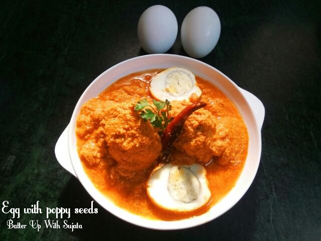 Eggs In Poppy Seeds And Tomato Gravy Or DimPosto