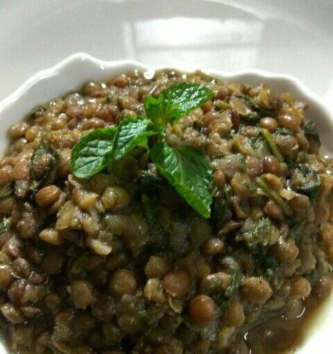 Adas Bil Hamod Or Lebanese Lentil LemonSoup