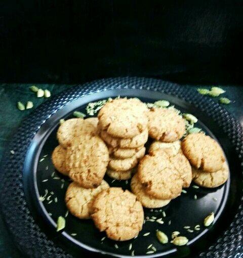 Fennel Oats Millet Cookies / Gluten FreeCookies
