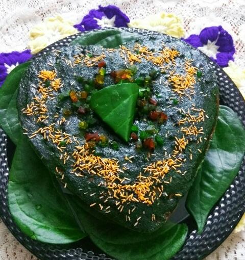 Gluten Free Paan Or Betel LeafCake