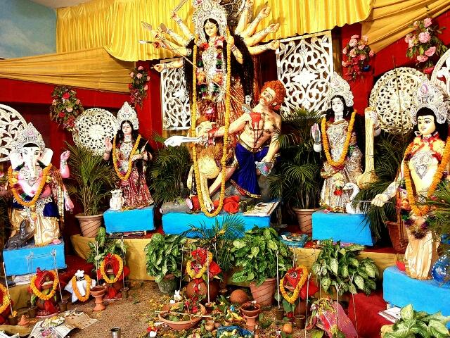 Durga Puja Or SharadUtsab