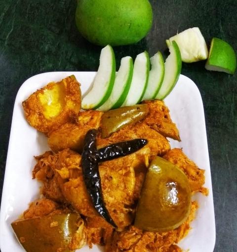 Mango Jackfruit Or AamKathal