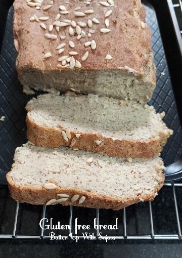 Gluten Free Vegan MultigrainBread