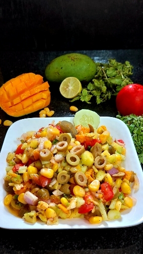 Mango Salsa With PickledJalapeno