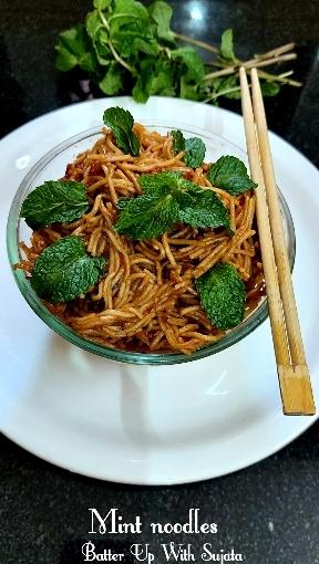 Mint Noodles