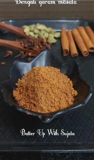 Bengali Garam Masala