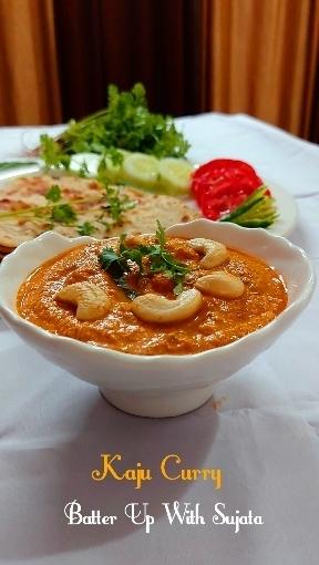 Kaju Curry/No Onion GarlicCurry