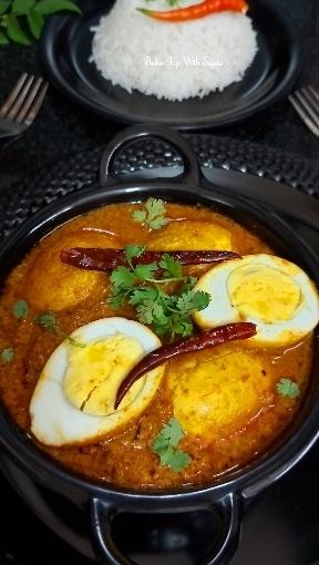 Sri Lankan EggCurry